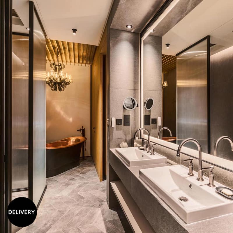 Abu Dhabi Projects abu dhabi projects Bathroom Inspiration from Abu Dhabi Interior Design Projects 4 Abu Dhabi Projects 1