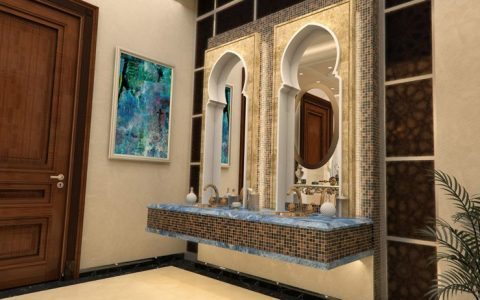 Bathroom Design Projects from Riyadh bathroom design projects Bathroom Design Projects from Riyadh Bathroom Design Projects from Riyadh 480x300