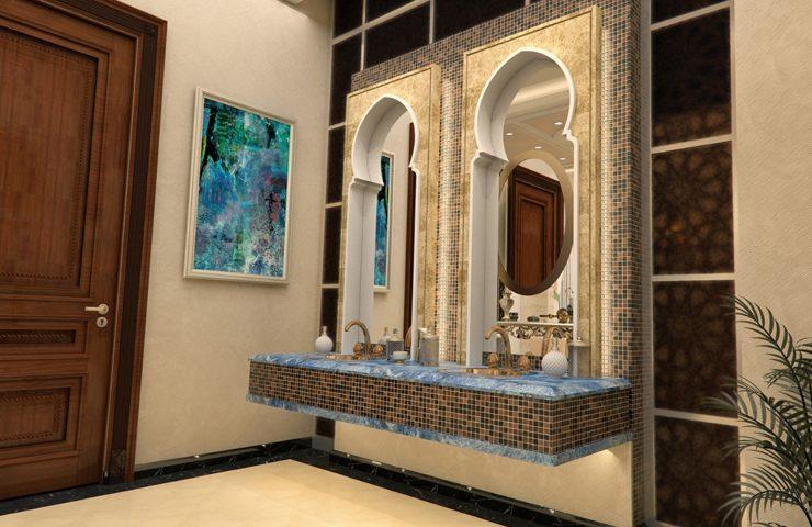 Bathroom Design Projects from Riyadh bathroom design projects Bathroom Design Projects from Riyadh Bathroom Design Projects from Riyadh 740x480