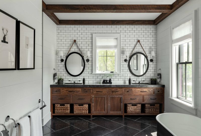 Bathroom Designs Around the World - 20 Inspirations from Mexico City