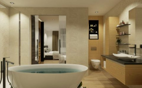 Bathroom Designs Around the World, 20 Projects from Tunis projects from tunis Bathroom Designs Around the World, 20 Projects from Tunis Bathroom Designs Around the World 20 Projects from Tunis 480x300