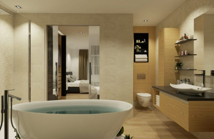 Bathroom Designs Around the World, 20 Projects from Tunis projects from tunis Bathroom Designs Around the World, 20 Projects from Tunis Bathroom Designs Around the World 20 Projects from Tunis 740x480