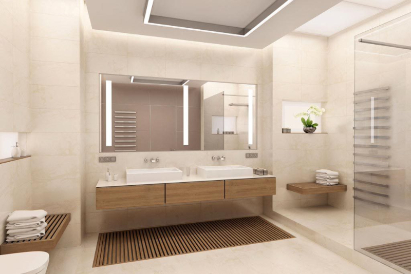 Inspiring Brussels Design Projects to have a Wonderful Bathroom inspiring brussels design projects to have a wonderful bathroom Inspiring Brussels Design Projects to have a Wonderful Bathroom Bathroom project by BeHome 3