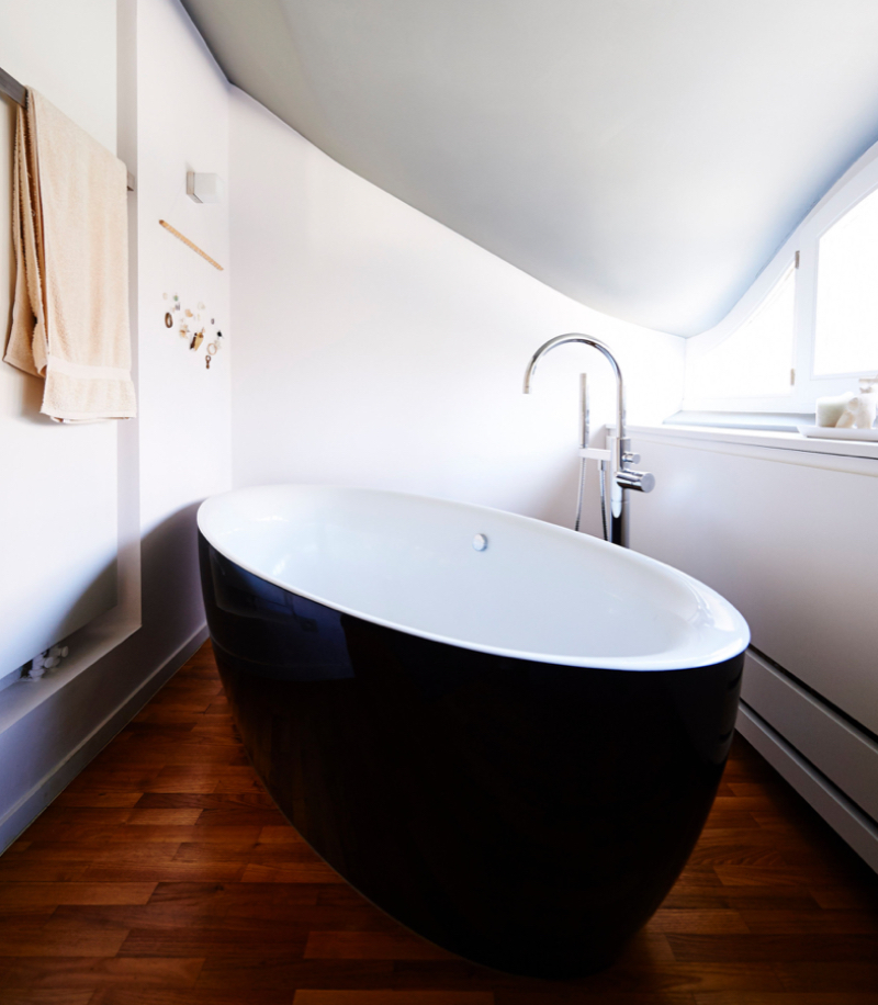 Inspiring Brussels Design Projects to have a Wonderful Bathroom