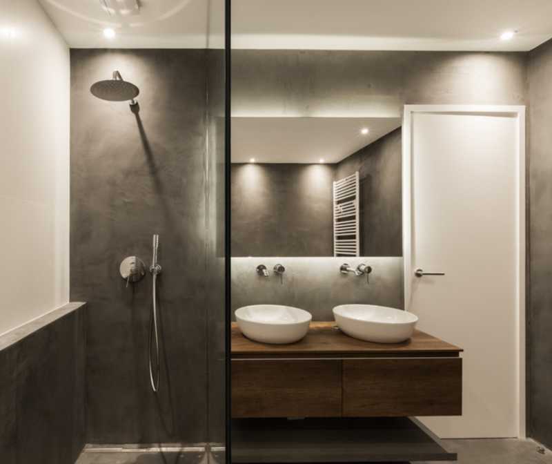 Inspiring Brussels Design Projects to have a Wonderful Bathroom inspiring brussels design projects to have a wonderful bathroom Inspiring Brussels Design Projects to have a Wonderful Bathroom Contemporary Bathroom in Brussels by ELLA Architecture