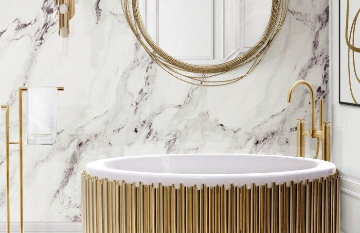 bathroom trends Bathroom Trends for 2021: Inspiring Looks and Ideas for your Bathroom Marble 2 740x480