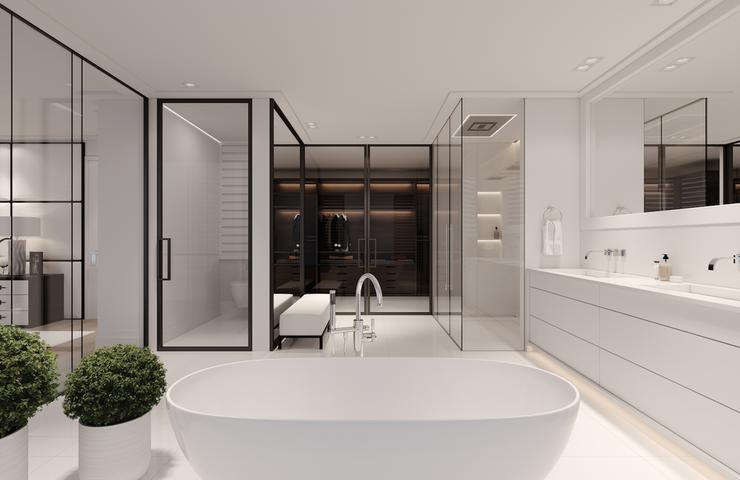 oslo Oslo Interior Designers: Bathrooms that Impress Oslo Interior Designers Bathrooms that Impress7 1 740x480