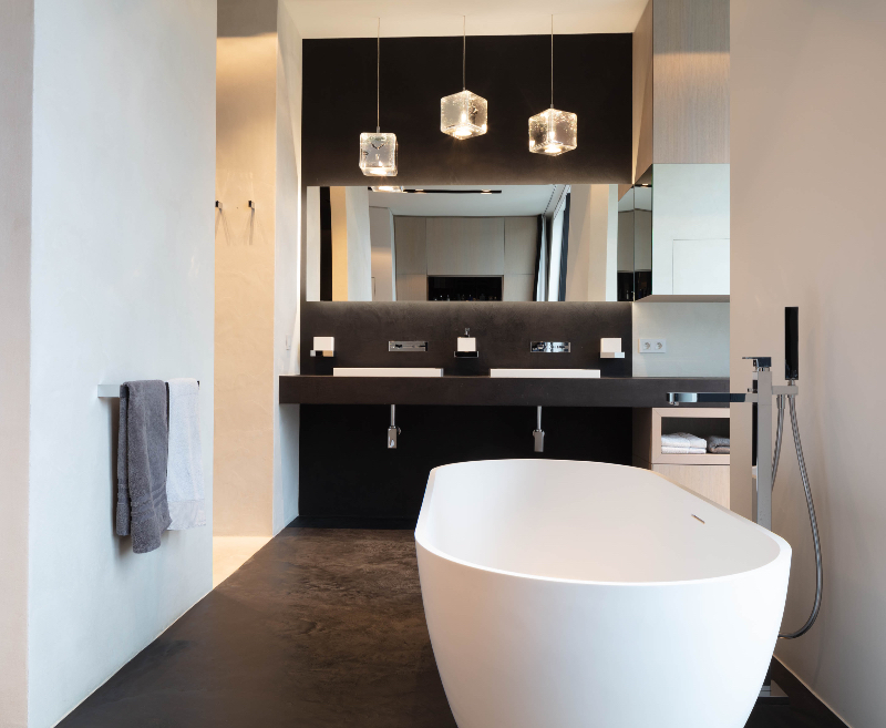 Inspiring Brussels Design Projects to have a Wonderful Bathroom inspiring brussels design projects to have a wonderful bathroom Inspiring Brussels Design Projects to have a Wonderful Bathroom Renovation of a Mansion by Christophe Ternest