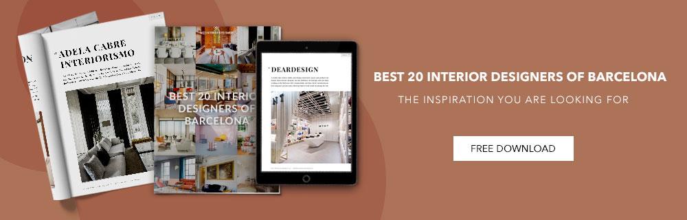 interior designers 20 Brilliant Interior Designers from Barcelona barcelona