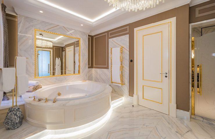 Bathroom Inspiration By Dubai Top Interior Designers