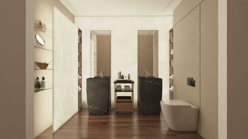 Best Luxury Bathroom Projects From Lugano best luxury bathroom projects Best Luxury Bathroom Projects From Lugano A Apartment Project