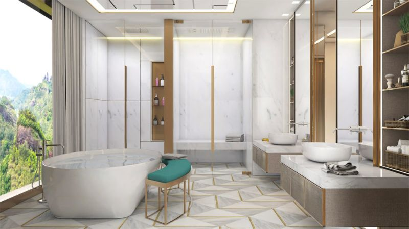 Best Luxury Bathroom Projects From Lugano best luxury bathroom projects Best Luxury Bathroom Projects From Lugano A Luxury Apartment Project