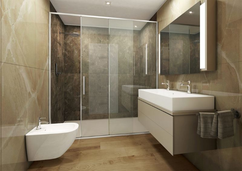 Best Luxury Bathroom Projects From Lugano best luxury bathroom projects Best Luxury Bathroom Projects From Lugano A Residenza Castello Project