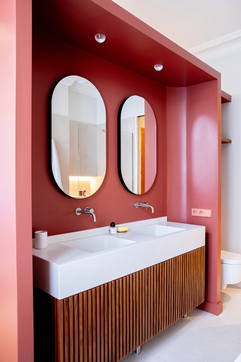 Master Bathroom Projects by Parisian Designers master bathroom projects by parisian designers Master Bathroom Projects by Parisian Designers Agence V  ronique Cotrel