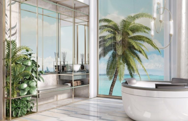 Best Luxury Bathroom Projects From Lugano