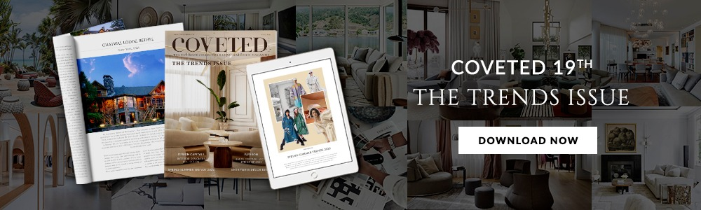 cristina celestino Get to Know Cristina Celestino and her Luxury Projects COVETED