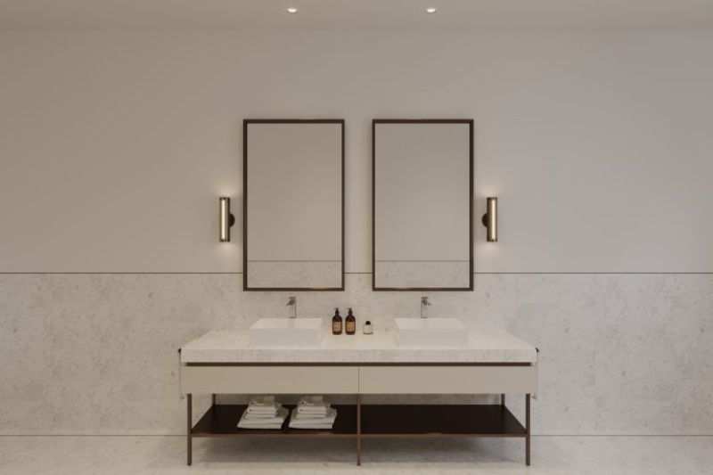 inspiring bathroom projects Inspiring Bathroom Projects from London Interior Designers Dubai Hills 1