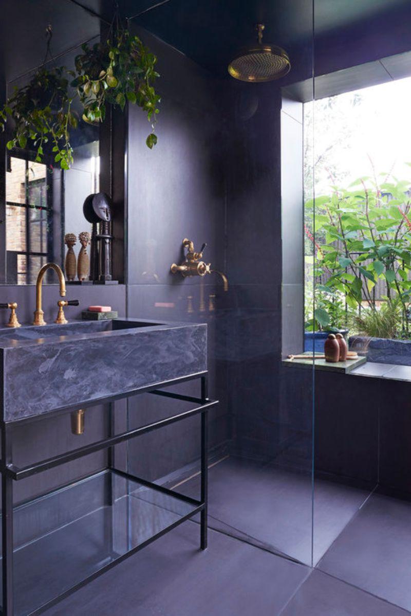 Inspiring Bathroom Projects inspiring bathroom projects Inspiring Bathroom Projects from London Interior Designers East London Townhouse