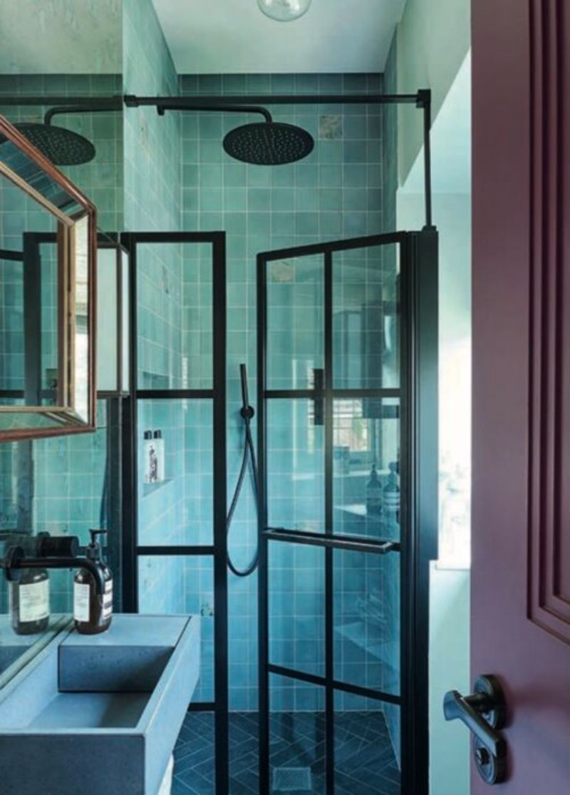 Inspiring Bathroom Projects inspiring bathroom projects Inspiring Bathroom Projects from London Interior Designers Hampstead Villa