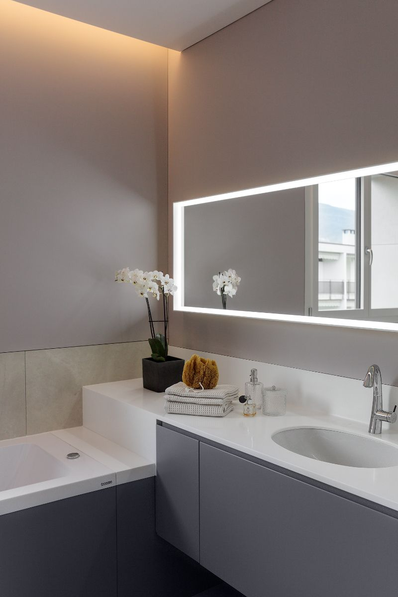 Best Luxury Bathroom Projects From Lugano best luxury bathroom projects Best Luxury Bathroom Projects From Lugano MD Creative Lab Buen Retiro Eco Project