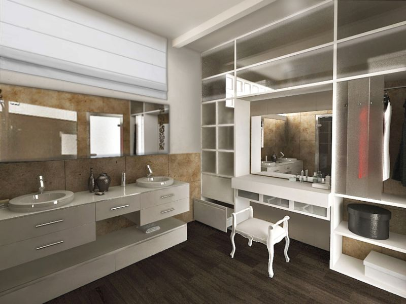 Best Luxury Bathroom Projects From Lugano best luxury bathroom projects Best Luxury Bathroom Projects From Lugano MD Creative Lab Parental Master Suite Project 2