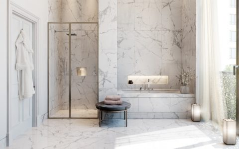 inspiring bathroom projects Inspiring Bathroom Projects from London Interior Designers Regent   s Crescent 1 480x300