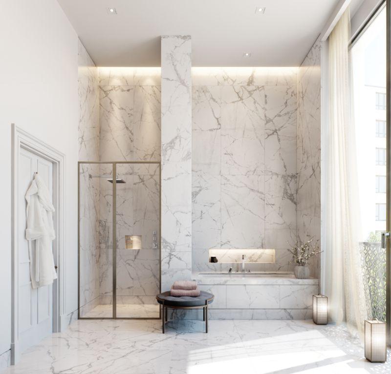 Inspiring Bathroom Projects inspiring bathroom projects Inspiring Bathroom Projects from London Interior Designers Regent   s Crescent