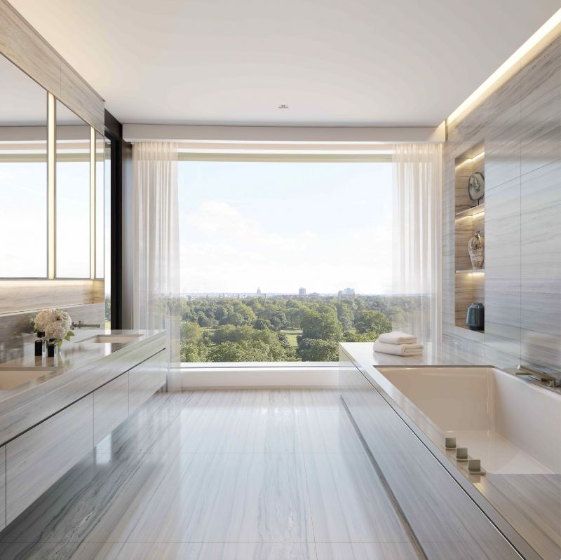 Inspiring Bathroom Projects inspiring bathroom projects Inspiring Bathroom Projects from London Interior Designers The Bryanston