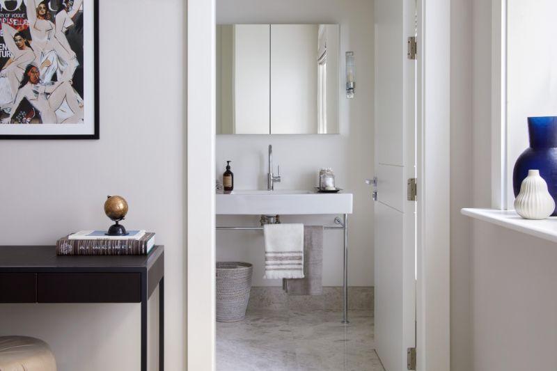 Inspiring Bathroom Projects inspiring bathroom projects Inspiring Bathroom Projects from London Interior Designers millier st johns wood townhouse
