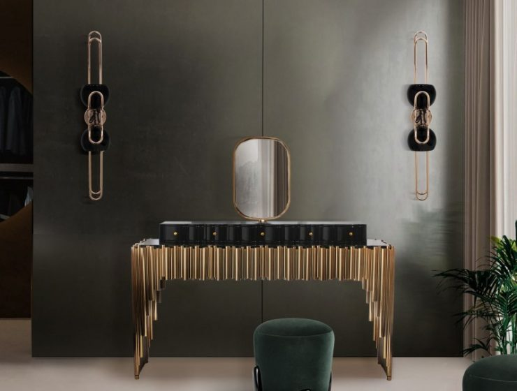 dressing tables Dressing tables: 3 Elegant Models to Remodel Your Closet stunning symphony dressing table 1 740x560