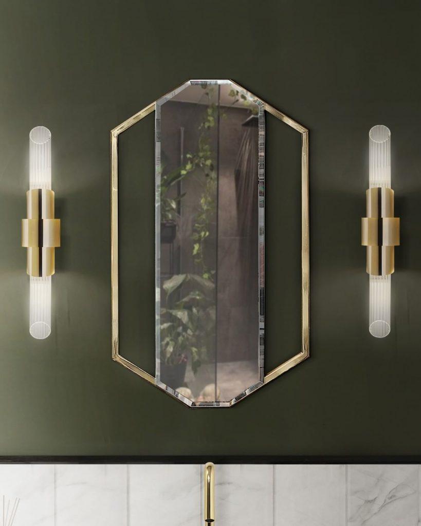Luxurt Mirror: Right Measures
