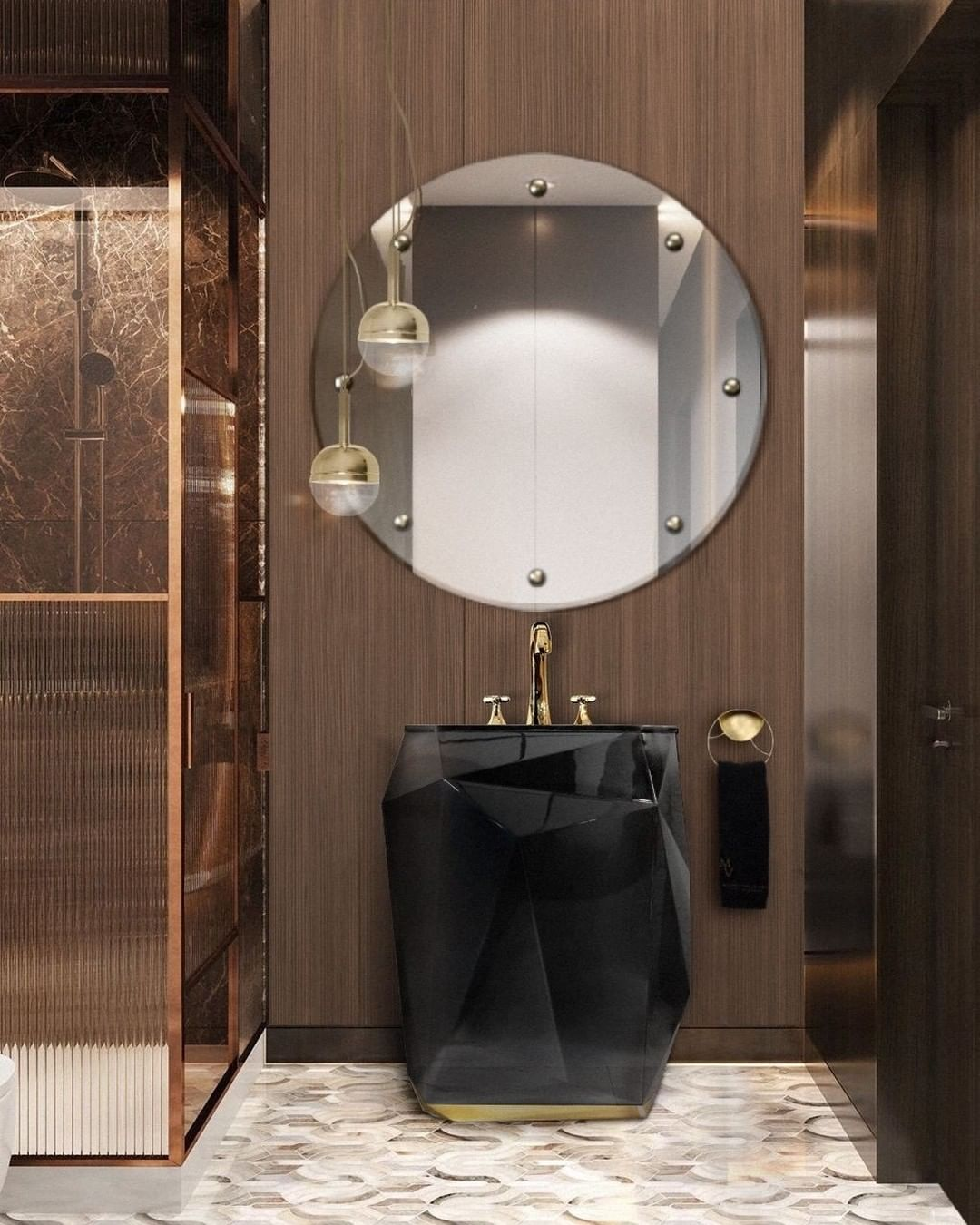 Small bathroom with luxury items   small bathroom Small Bathroom Designs: How to turn them into Luxurious and Spacious Oasis 187440154 2338543936289080 6557914588604667742 n