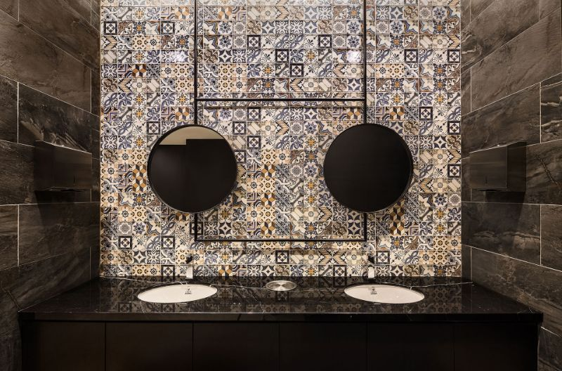 9 Studio Design Modern Bathroom Ideas To Inspire You 9 studio design 9 Studio Design Modern Bathroom Ideas To Inspire You 9 studio design Dining In Nature