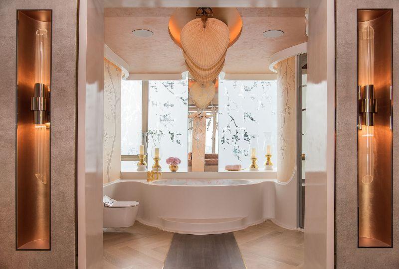 Luxury Bathroom Ideas From Design Intervention Projects  luxury Luxury Bathroom Ideas From Design Intervention Projects ARDMORE MG10 1