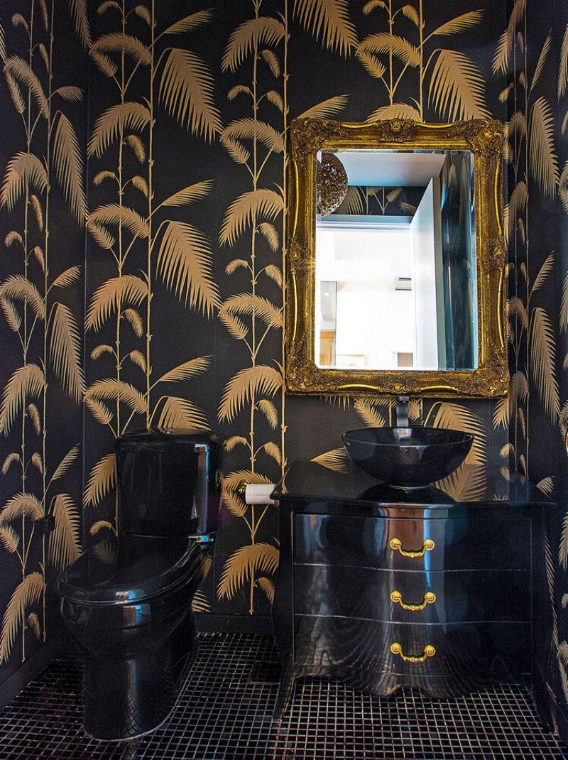 Luxury Bathroom Ideas From Design Intervention Projects  luxury Luxury Bathroom Ideas From Design Intervention Projects Apartment Renovation for a Fashion Forward Couple8 1