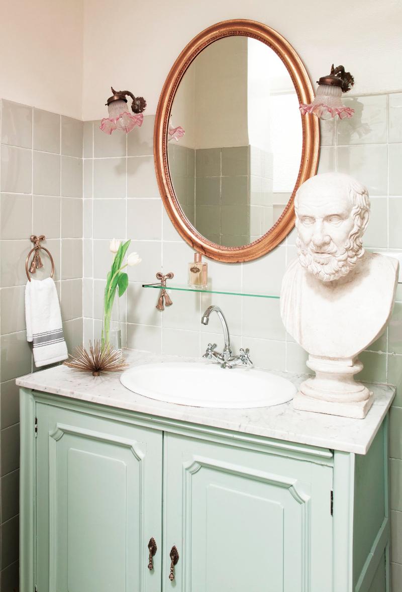 Beautiful Bathroom Ideas  With Madrid Interior Designer Patricia Bustos