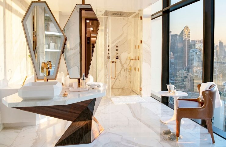 Luxury Bathroom Ideas From Design Intervention Projects
