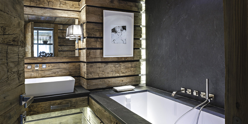 Extraordinary Master Bathroom Projects by SAS COLLECTION PRIVEE extraordinary master bathroom projects by sas collection privee Extraordinary Master Bathroom Projects by SAS COLLECTION PRIVEE Chalet Gstaad Project