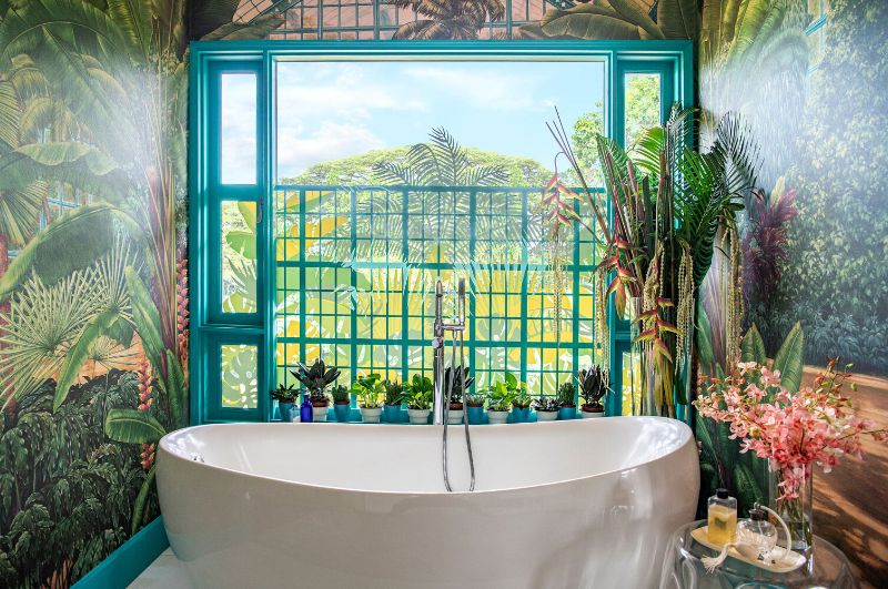 Luxury Bathroom Ideas From Design Intervention Projects  luxury Luxury Bathroom Ideas From Design Intervention Projects Garlick Happy Chic16 1