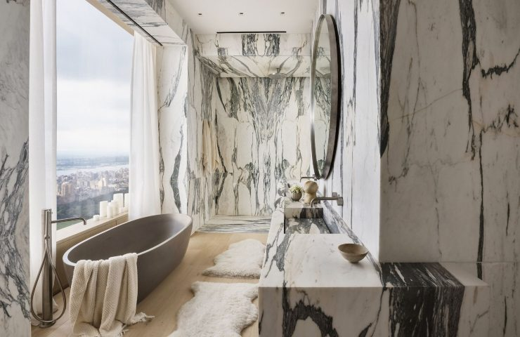 Gorgeous Luxury Bathrooms in New York Worth Taking a Look