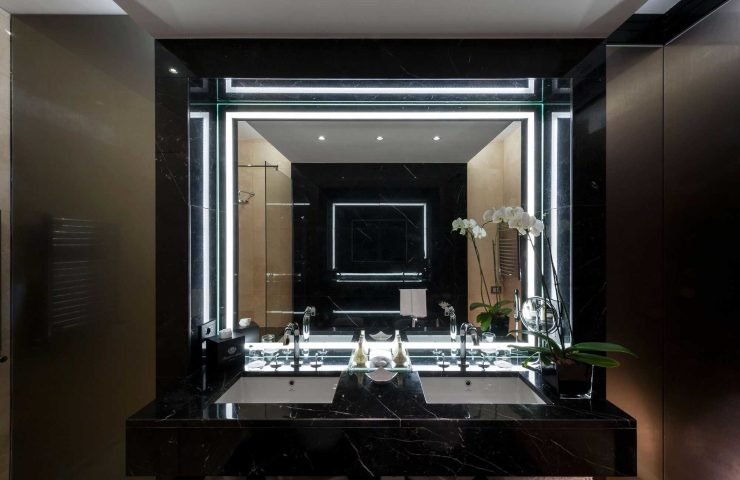 spagnulo and partners Luxury Interior Design Studio: Spagnulo and Partners Hotel Carlton 2 740x480