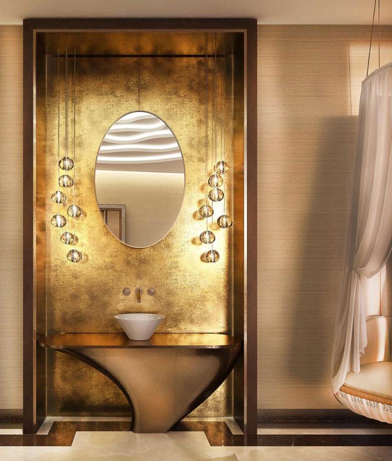 Luxury Interior Design Studio: Spagnulo and Partners spagnulo and partners Luxury Interior Design Studio: Spagnulo and Partners Hotel Five Star Dubai 2