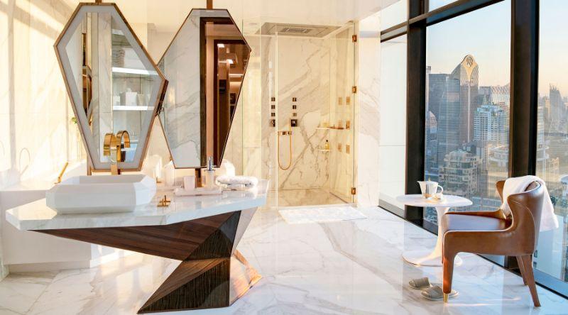 Luxury Bathroom Ideas From Design Intervention Projects  luxury Luxury Bathroom Ideas From Design Intervention Projects Luxurious Penthouse Design Bangkok 15