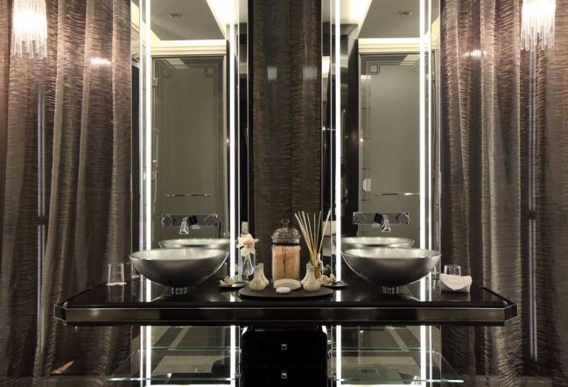 Luxury Interior Design Studio: Spagnulo and Partners spagnulo and partners Luxury Interior Design Studio: Spagnulo and Partners Penthouse Rome 1