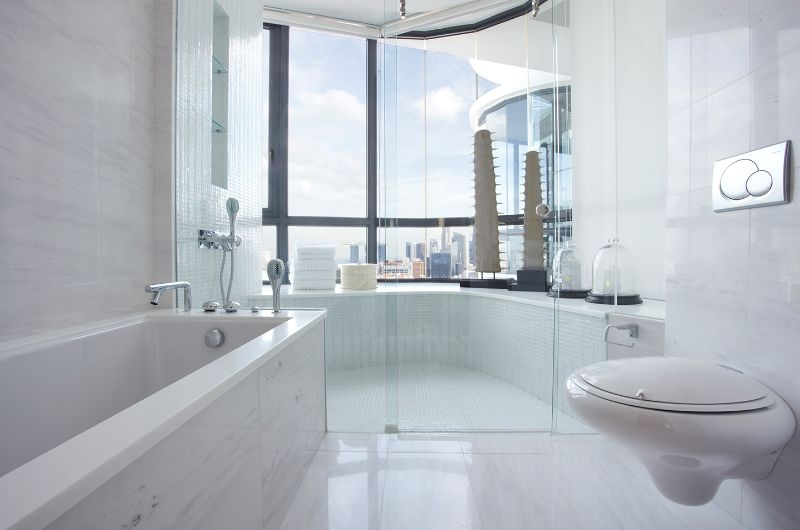 Decorate Bathroom Ideas From Superfat Designs That Will Inspire You  decorate bathroom ideas Decorate Bathroom Ideas From Superfat Designs That Will Inspire You Skyline 360 Showflat