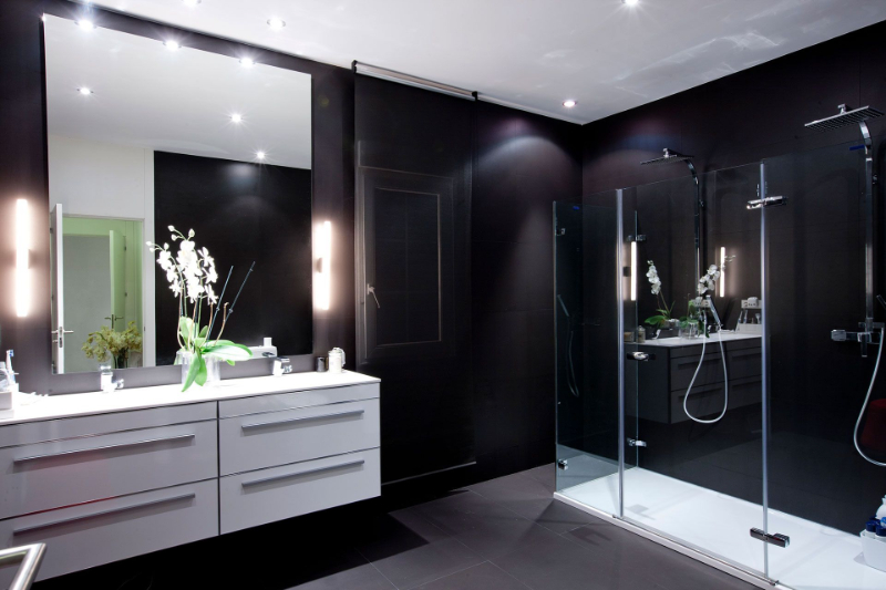 The Best Bathroom Projects From The Madrid Studio ILMIO DESIGN