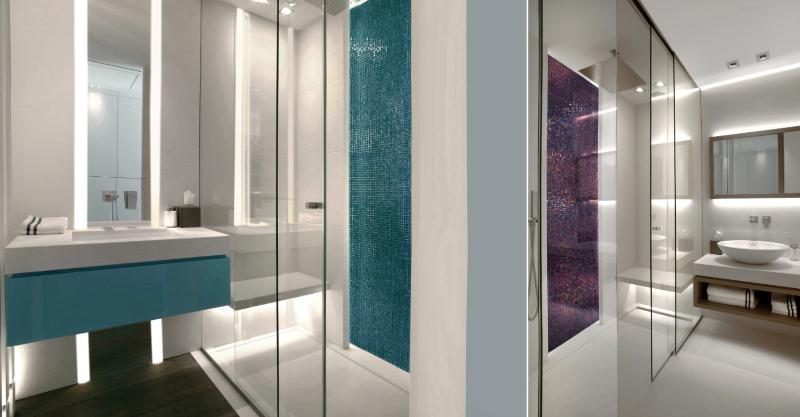 Extraordinary Master Bathroom Projects by SAS COLLECTION PRIVEE extraordinary master bathroom projects by sas collection privee Extraordinary Master Bathroom Projects by SAS COLLECTION PRIVEE Villa Zen Project 2