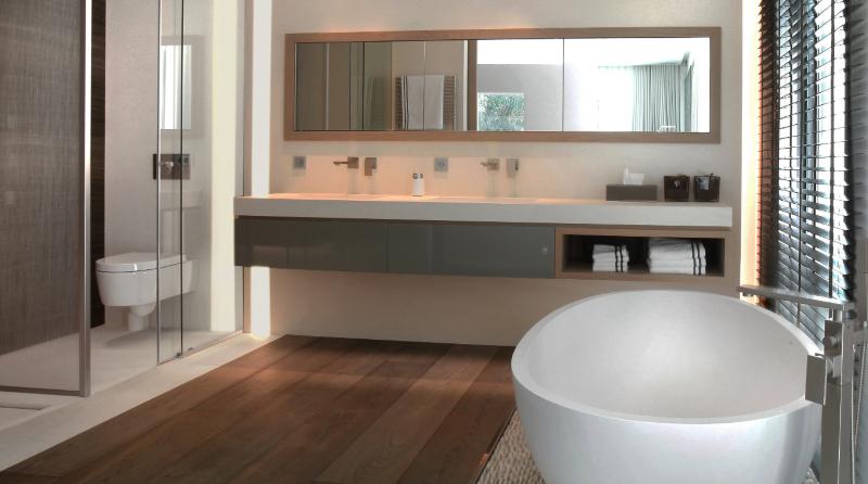 Extraordinary Master Bathroom Projects by SAS COLLECTION PRIVEE extraordinary master bathroom projects by sas collection privee Extraordinary Master Bathroom Projects by SAS COLLECTION PRIVEE Villa Zen Project