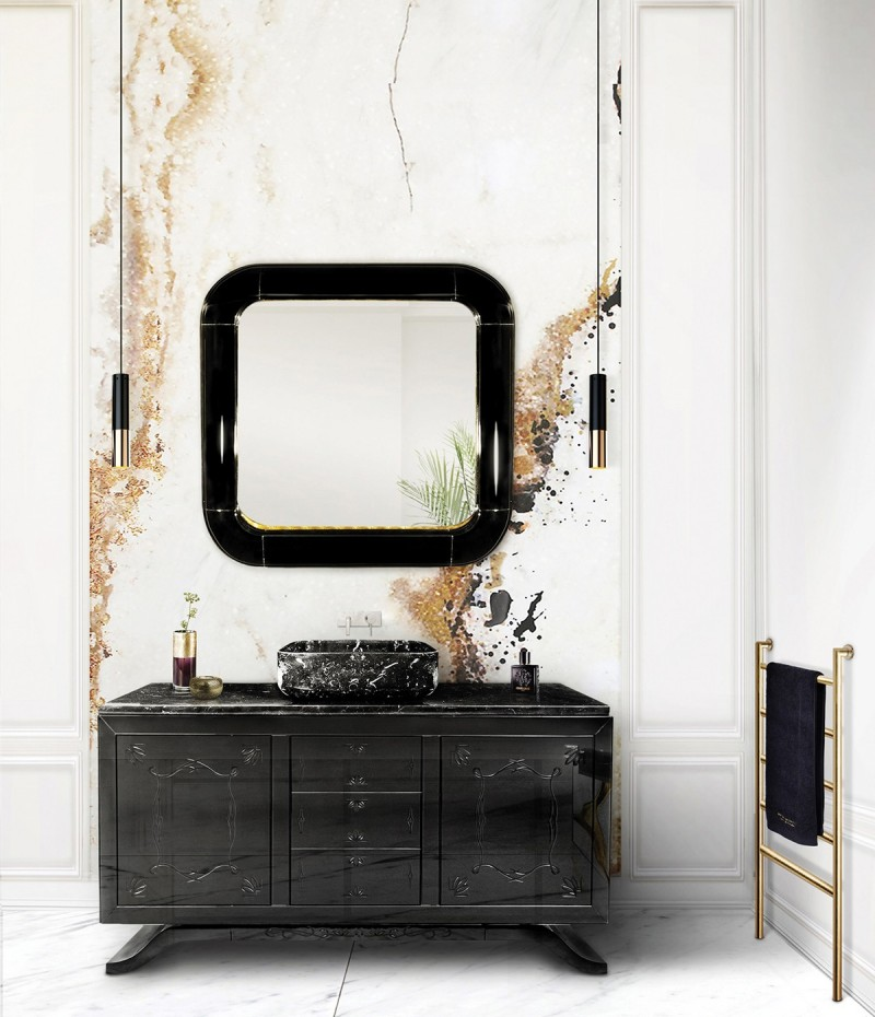 Gorgeous Luxury Bathrooms in New York Worth Taking a Look luxury bathrooms in new york Gorgeous Luxury Bathrooms in New York Worth Taking a Look a colorful bathroom with the distinguished metropolitan washbasin 1