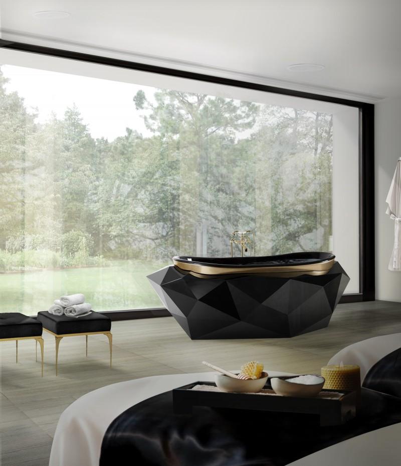 Luxury Bathroom Ideas From Design Intervention Projects  luxury Luxury Bathroom Ideas From Design Intervention Projects diamond bathtub 1